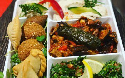 Le Comptoir Libanais reste ouvert pour la vente à emporter et la livraison à domicile